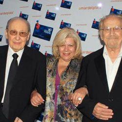 Eduardo Walczak, María Graña y Mario Abramovich