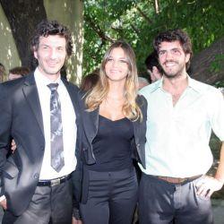 Amador, Marcela y Caponi