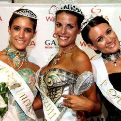 Gabriela Spadoto, Andrea Maeder y Paz Adanez