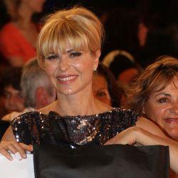 Karina Rabolini encantada con la elección de Miss Pinamar 2011