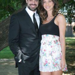 Luciano y Romina