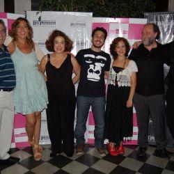 Antonio Ugo, Georgina Barbarossa, Mirta Busnelli, Martín Slipak, María José Gabín, Daniel Grinbank y Alejandra Ciurlanti