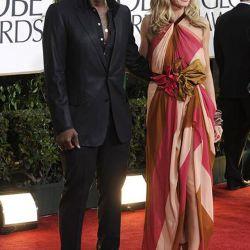 Heidi Klum y su esposo Seal – Foto: EFE