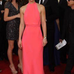 La actriz Claire Danes en la alfombra roja – Foto: AFP
