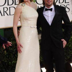 La actriz Nicole Kidman y el músico Keith Urban – Foto: AFP