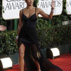 Halle Berry en la alfombra roja – Foto: EFE