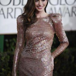 La actriz Anne Hathaway – Foto: EFE
