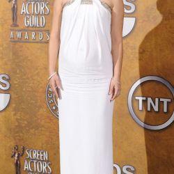 Natalie Portman en los premios del Sindicato de Actores