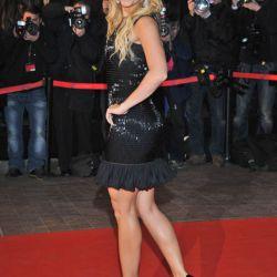 Shakira en la alfombra roja | EFE