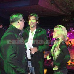 Shakira y Antonio De La Rúa en la previa de los premios NRJ | Crédito agencia  I.L.R.
