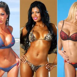 Pamela Sosa, Paola Miranda, Andrea Ghidone