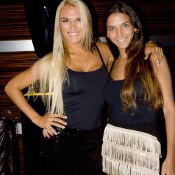 Caro y Sofi Sujoy, la hermana