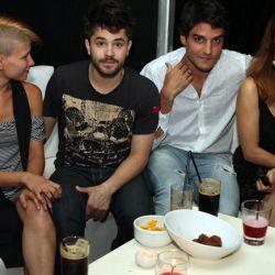 El cumple de Felipe Colombo