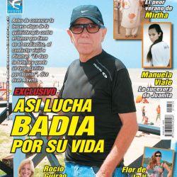 Tapa de la revista Semanario