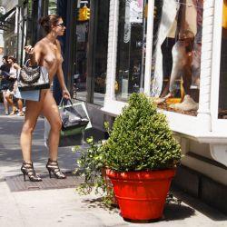 Erica Simone desnuda