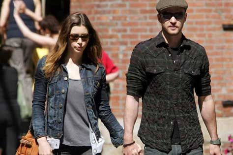 Justin Timberlake Jessica Biel 2011 on Justin Timberlake Y Jessica Biel Han Decidido De Mutuo Acuerdo