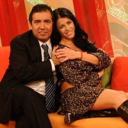 Diego Pérez y Pamela David
