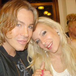 Roxana Suster y Guido Süller