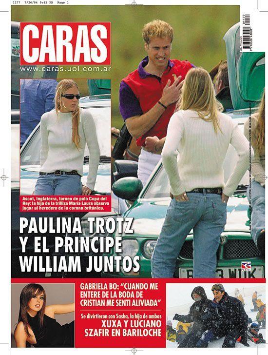 Тайная аргентинская страсть принца Уильяма