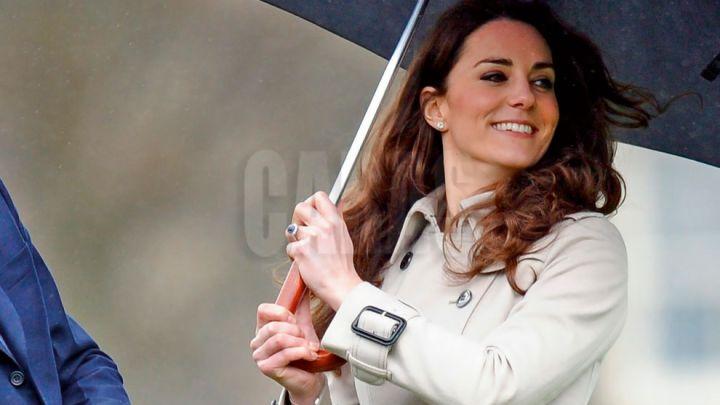 El particular look de Kate Middleton que recibió duras críticas