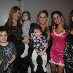 Cumple de Mía Virasoro, la hija de Marina Calabró