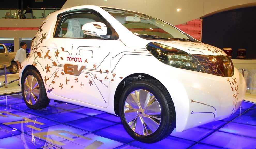 El nuevo modelo económico para la región de Toyota