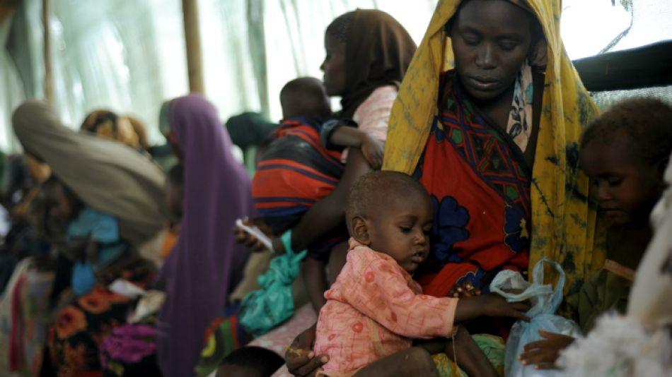 La hambruna azota a cientos de miles de personas en el cuerno de África, a causa de la sequía y de los conflictos armados.