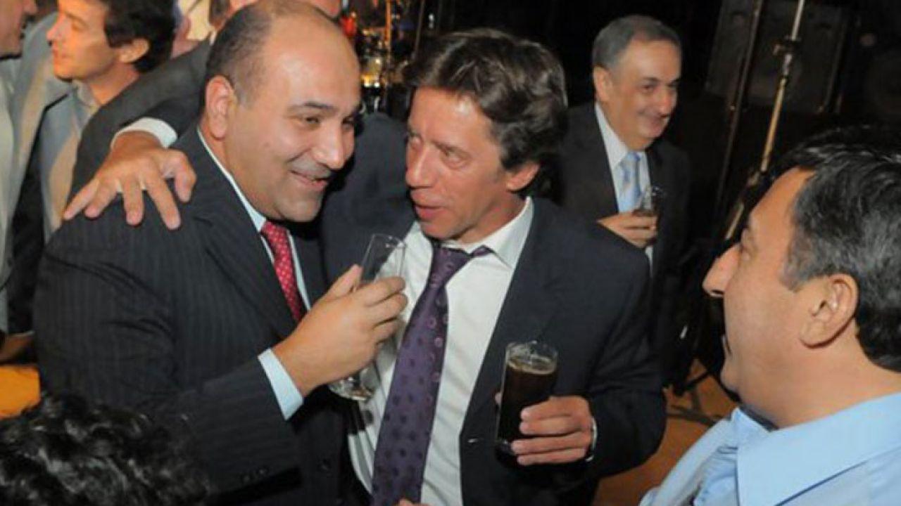 La foto con fernet y champagne que calentó la campaña en Tucumán | Perfil