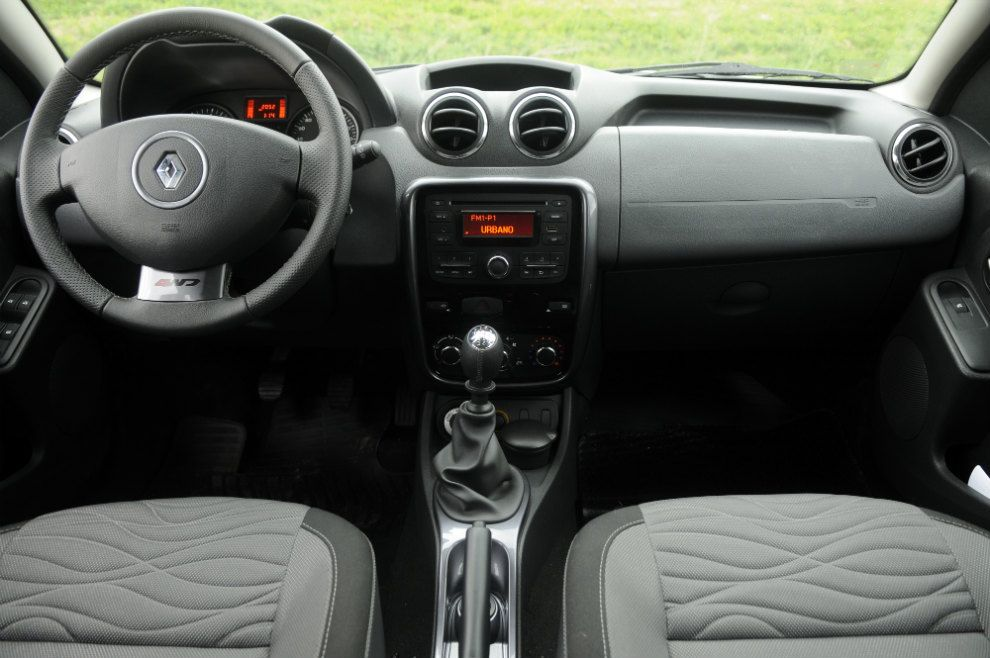 Renault Duster Interior Accessories Renault Duster Interior Jpg