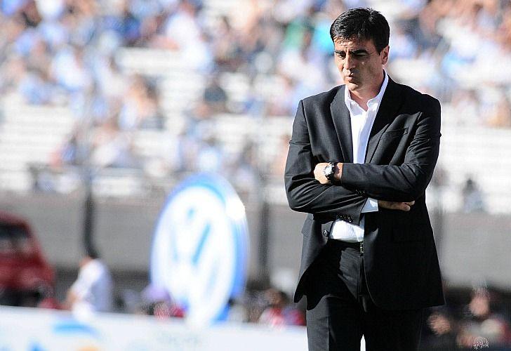 El DT santafesino de Bolivia sigue invicto contra Argentina. /DyN