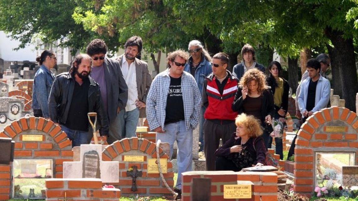 "Sergio Denis Murio: Muere La Hija Del Gitano En ""El Puntero"""
