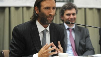 Hernán Lorenzino, uno de los reconvertidos en consultores.
