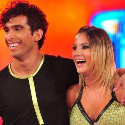 Soledad y Gabriel Usandivaras