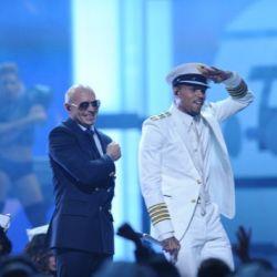 Chris Brown y Pitbull
