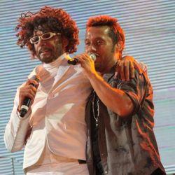 Martin Bossi y Diego Torres