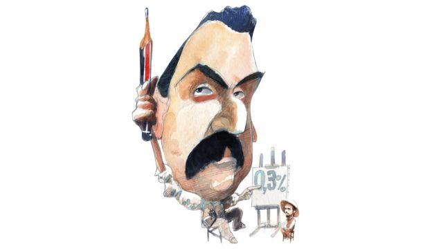 Relato de terror:Moreno y el indec