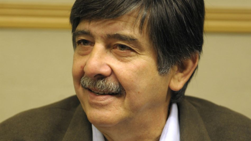 El abogado Carlos Slepoy es uno de los representantes de la querella de las víctimas del franquismo en Buenos Aires.