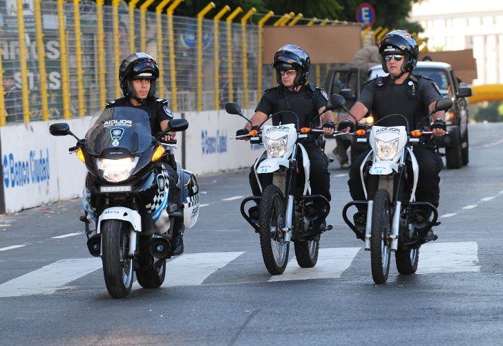 Ellos también quisieron dar una vuelta / Marcelo Aballay