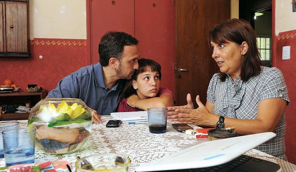 María Luján Rey y Paolo Menghini, los padres de la víctima 51 del tren hablan de negligencias y responsabilidades. El recuerdo emocionado pero calmo de su hijo.