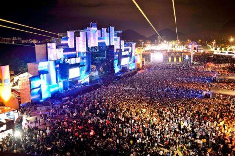 Rock in Rio llega a la Argentina en 2013