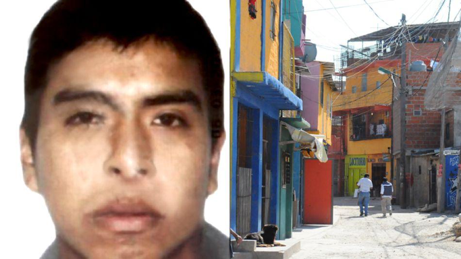 César Humberto García Primo. Así figura en el Registro Nacional de Identificación y Estado Civil (RENIEC) de Perú.