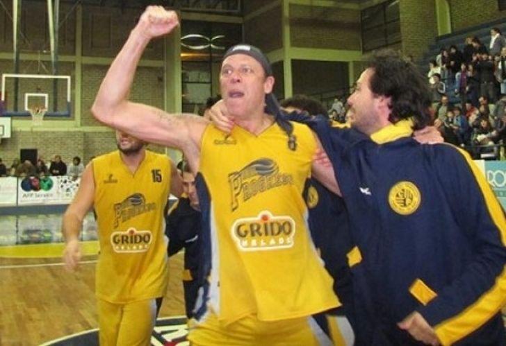 Hernán Montenegro / Torneo Federal