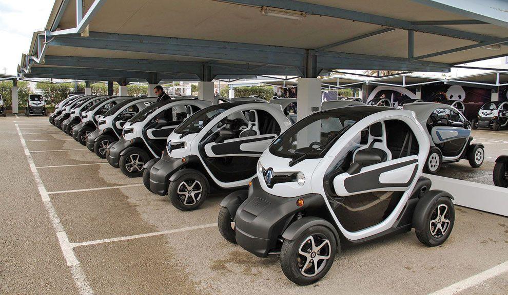 gama completa. La multinacional francesa lanzó con éxitos sus modelos en España. Y se lanzan en Sudamérica.