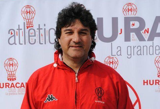 Apuzzo dijo que Huracán sólo le da sufrimiento a la gente. / www.blogquemero.blogspot.com