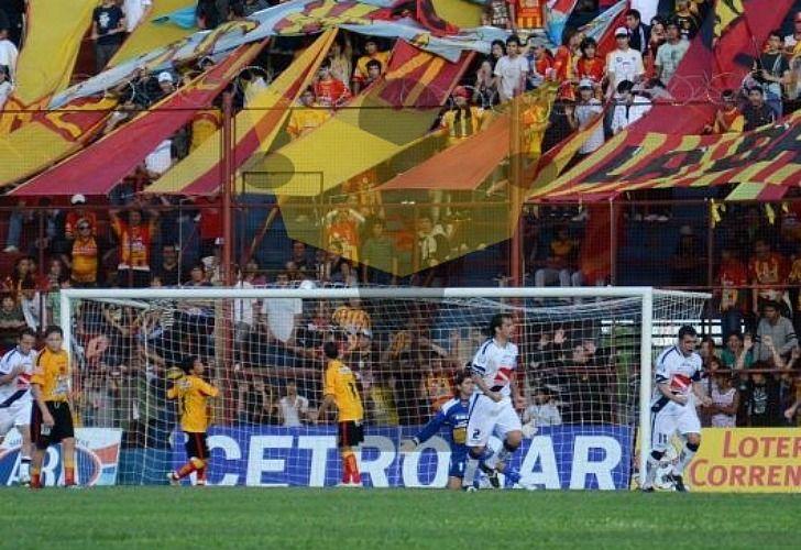 Brown de Puerto Madryn logró una goleada histórica en Corrientes. / Gentileza Diario Epoca