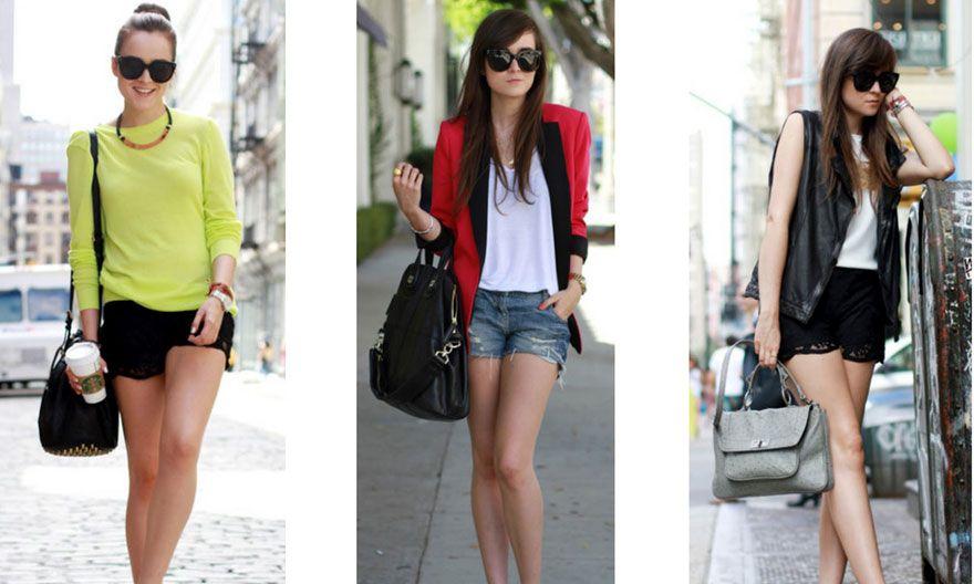 """En su blog """"Style Scrapbook"""" la mexicana sube su look a diario."""