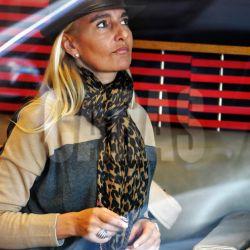 Silvia D'Auro descargó su bronca en las redes