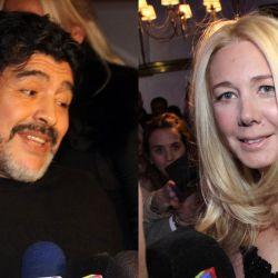 Diego Maradona - Mariana Nannis