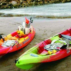 Kayak Fishing 2