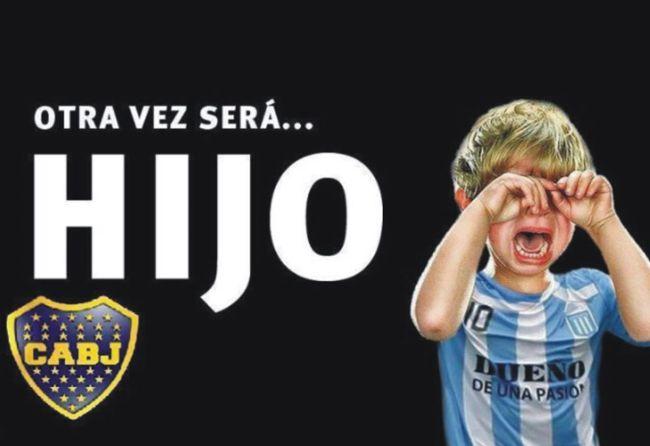 Racing y River, víctimas de los afiches tras la Copa Argentina